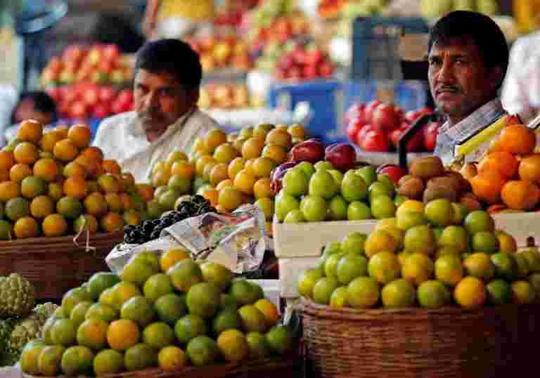 零售通货膨胀在11月份达到一半半的低点2.33%
