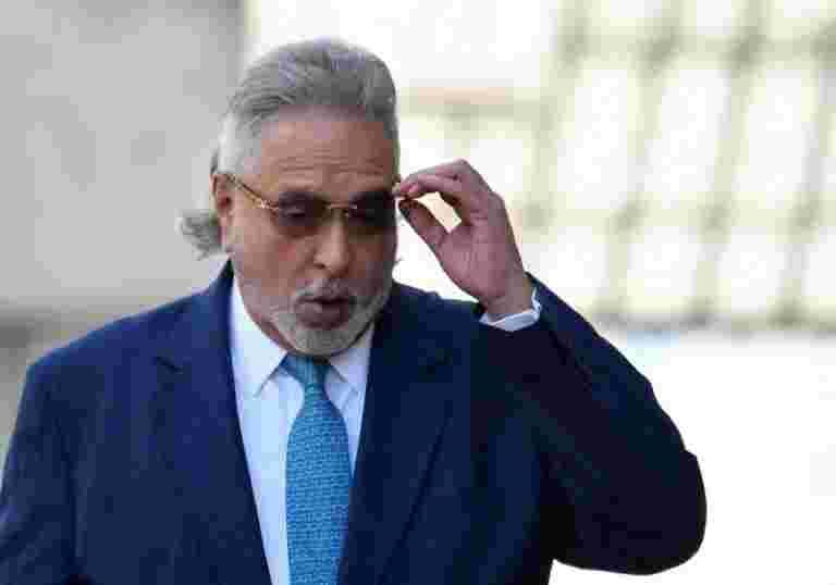 不反对恢复Vijay Mallya对银行的财产:执法理事会