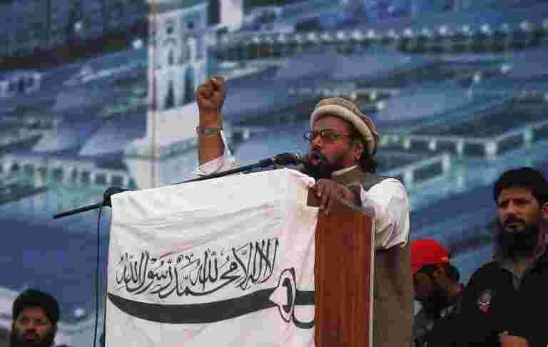 巴基斯坦禁止哈菲斯赛德赛德德德及其慈善机翼津津差