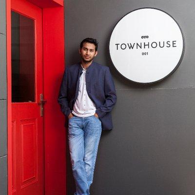 """Oyo Homes的Ritesh Agarwal表示,新印度的预算将赋予更多企业家。"